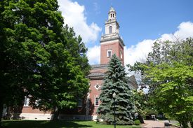 Denison University Swasey Chapel