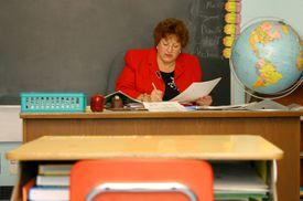 Teacher Series: Grading Papers