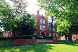 Marshall University Old Main Building