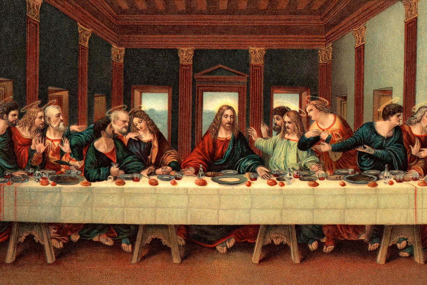 The Last Supper in the Bible: A Study Guide