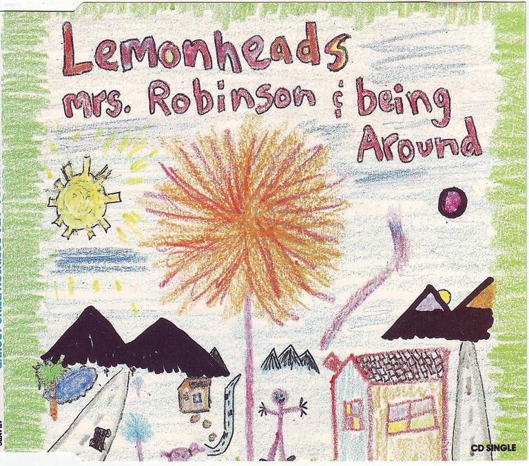 Lemonheads - Mrs. Robinson