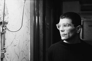 American playwright David Mamet, London, 9th November 1988