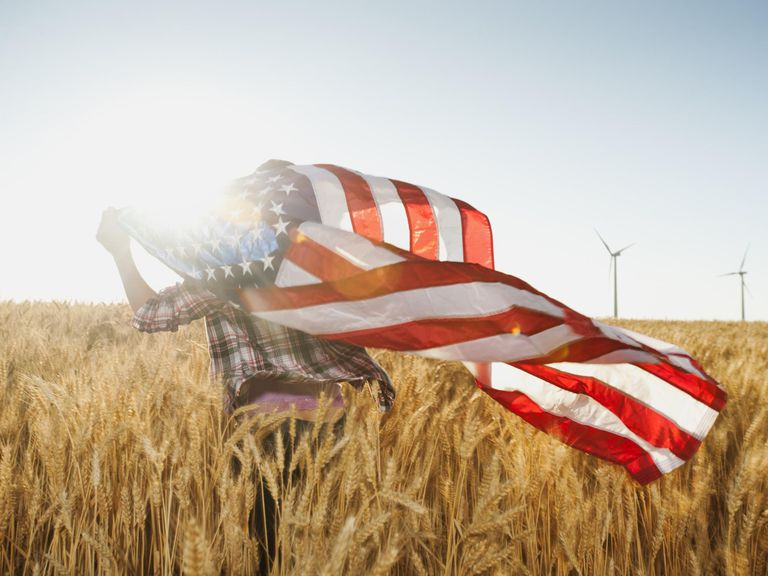Classic Poems About America for the 4th of July