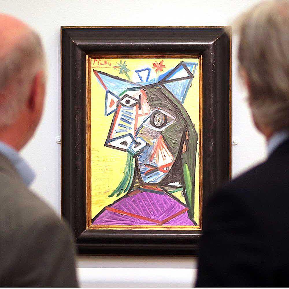 """""""Dora Maar"""" or """"Tête De Femme"""" - Picasso"""