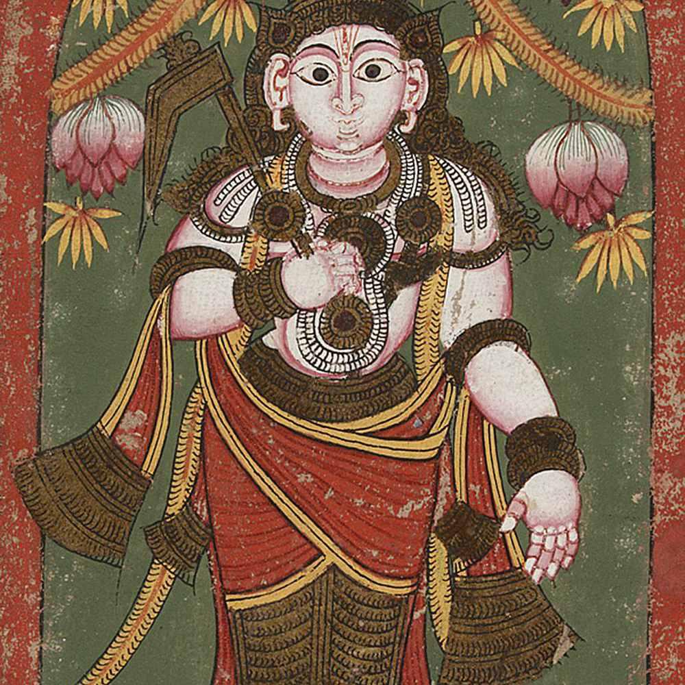 The 10 Avatars Of The Hindu God Vishnu