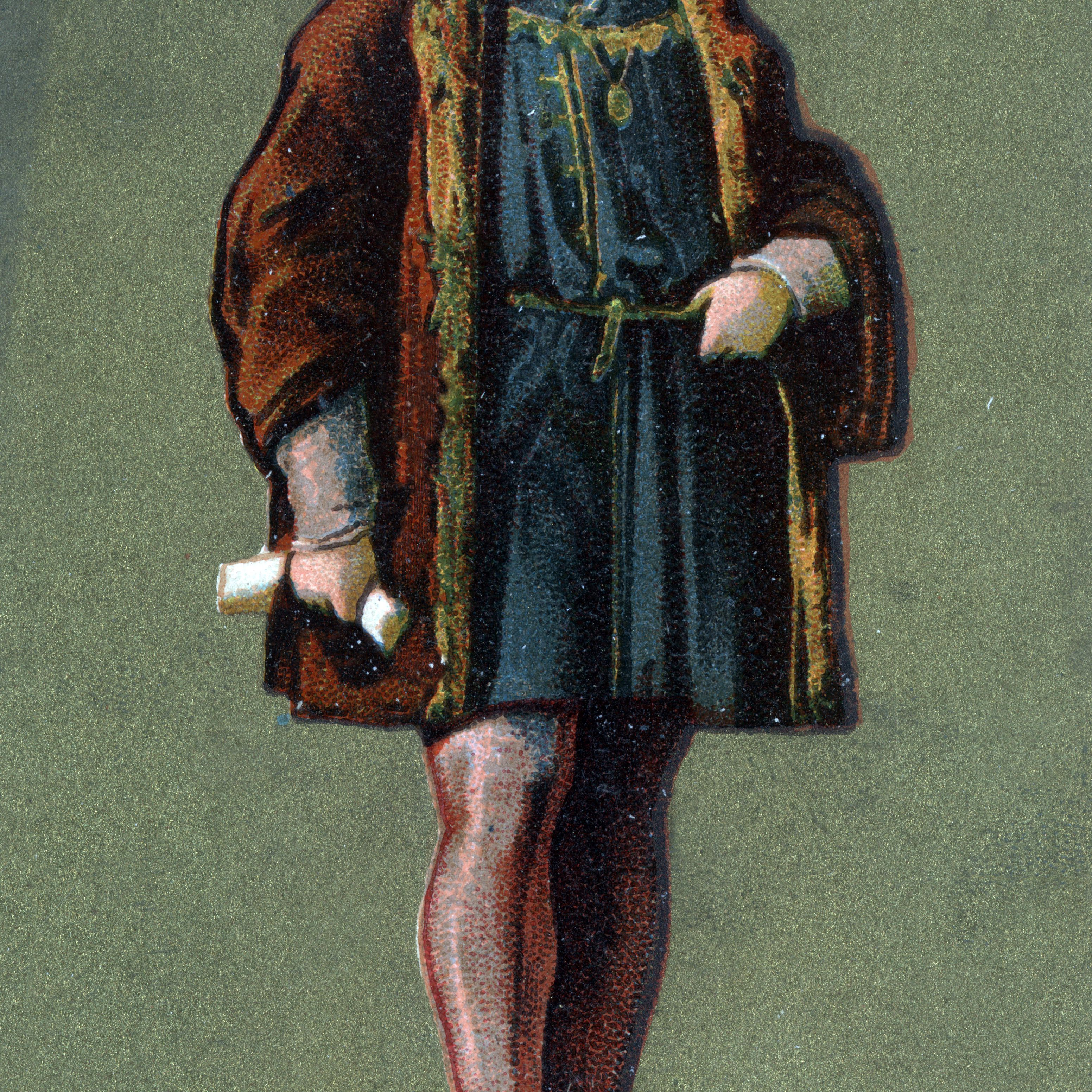 Portrait of Louis XI, King of France