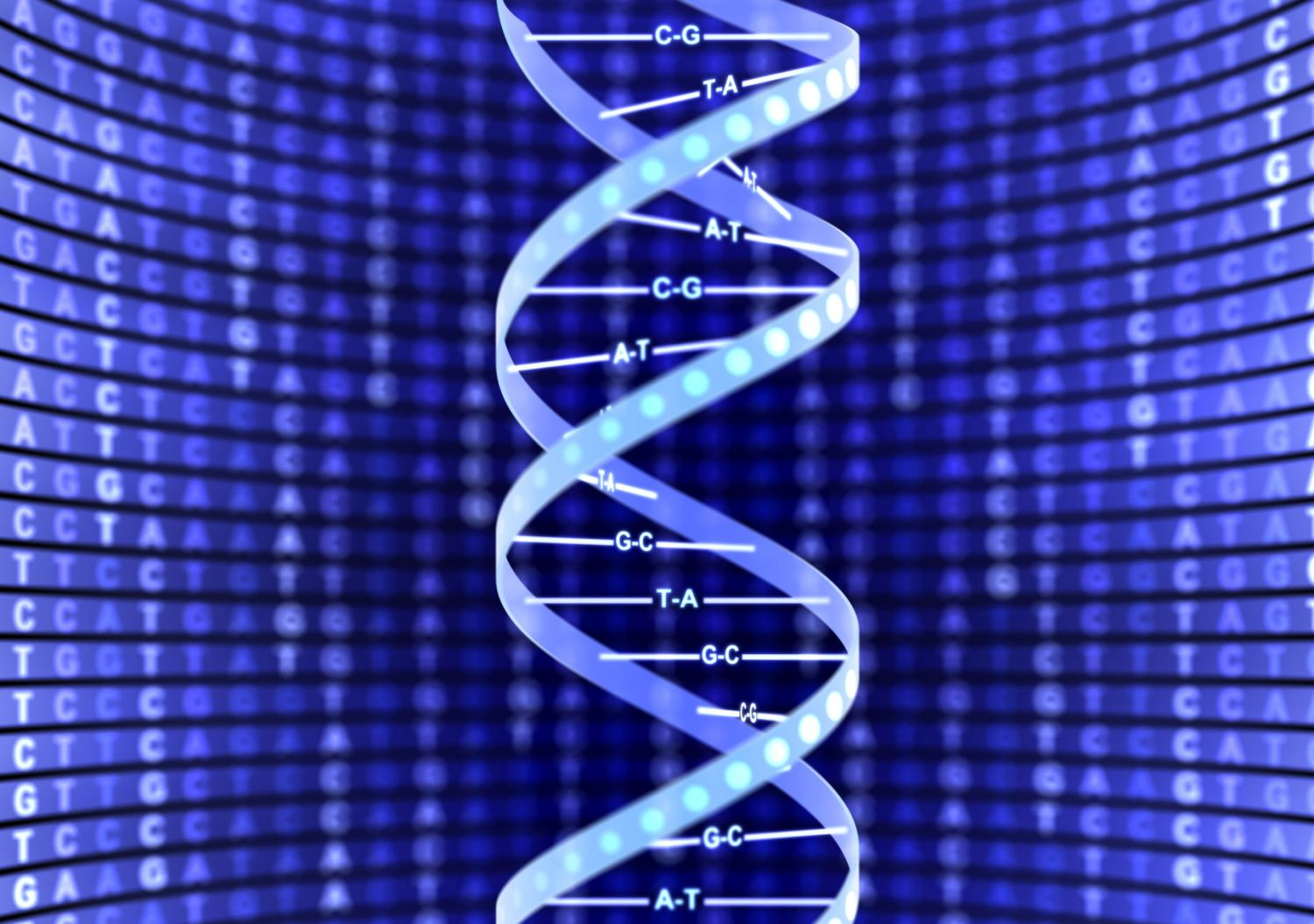 D Deoxyribose Double-Helix Structure...