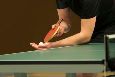 How To Serve Legally In Table Tennis Ping Pong