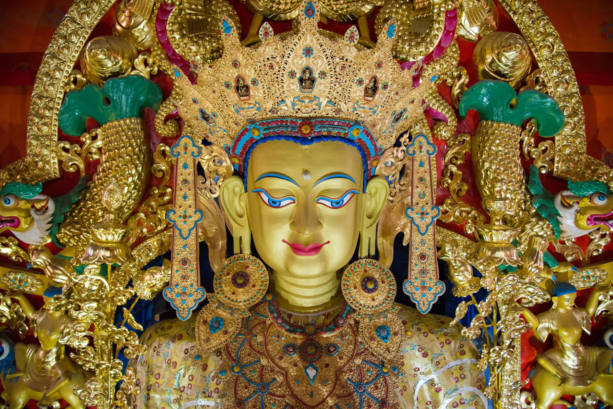 Are There Buddhist Deities?