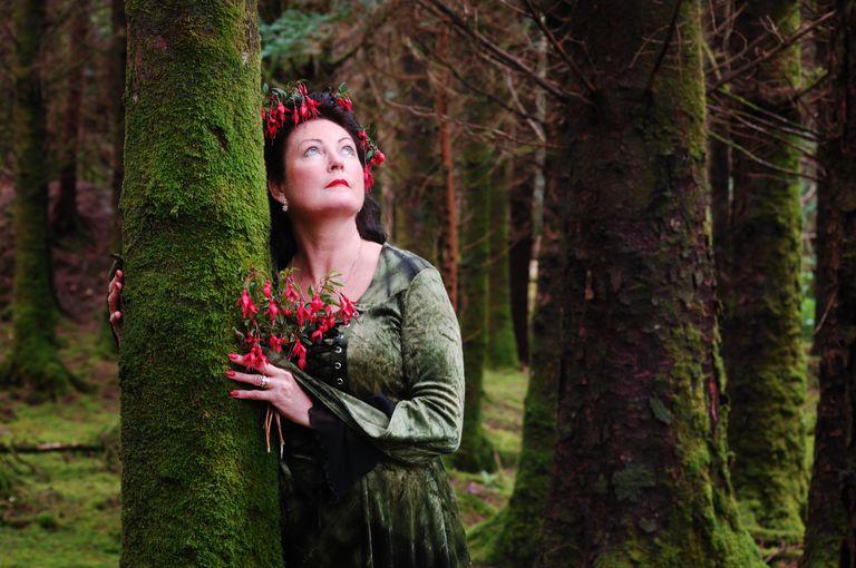 Woodland Lady