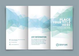 A C-fold, or Tri-fold, brochure design