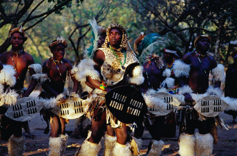 A Collection of Zulu Proverbs