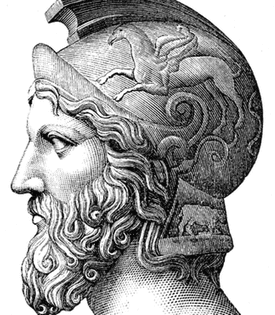 Greek Leader Militiades