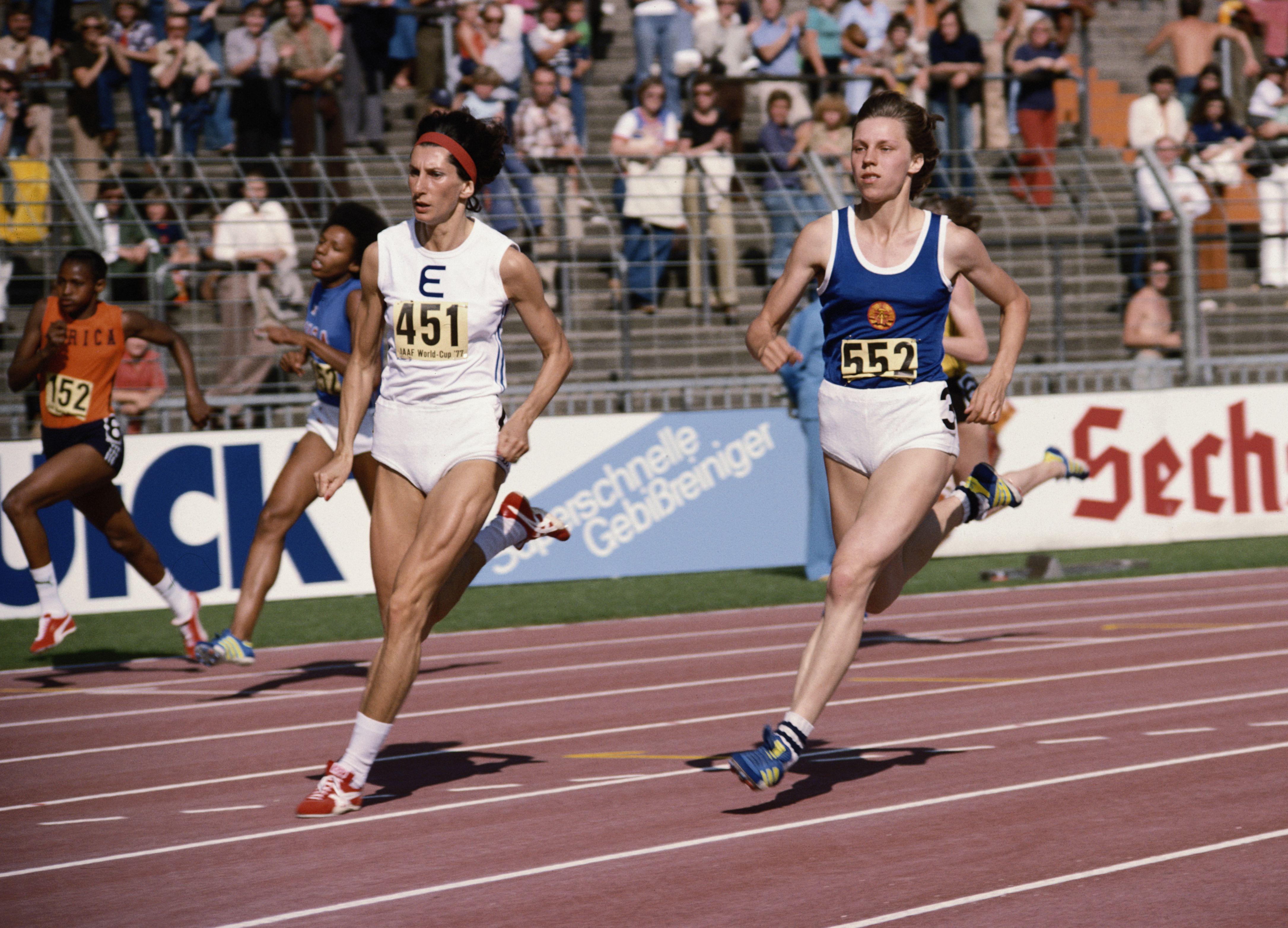 Women S 400 Meter World Records