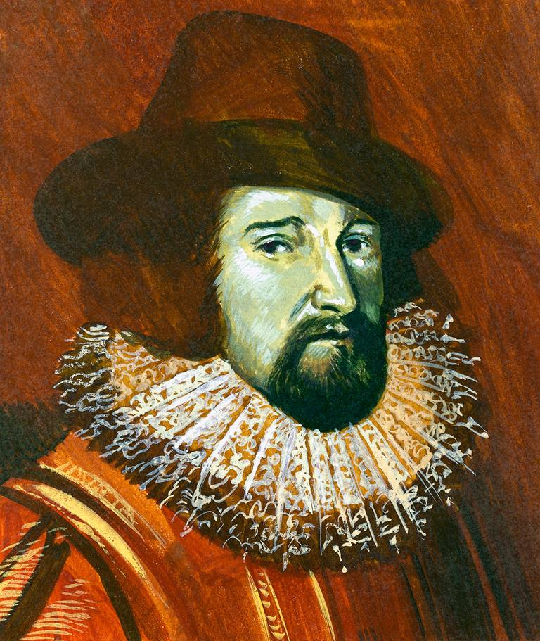 Francis Bacons Classic Essay Of Truth Portrait Of Francis Bacon