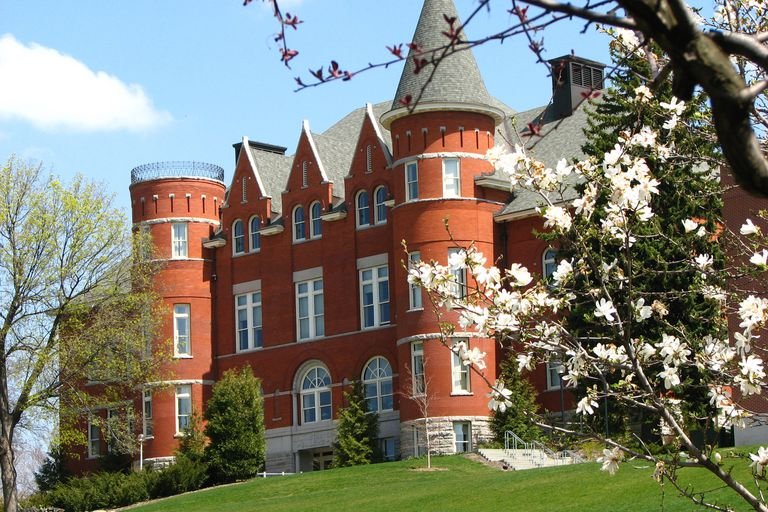 Thompson Hall at Washington State University