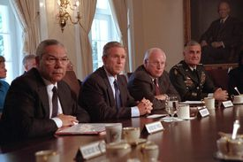 Meeting of the National Security Council.