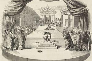 Sophocles' play Antigone