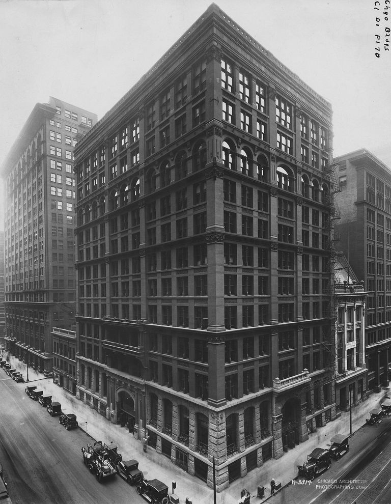 Chicago's Home Insurance Building