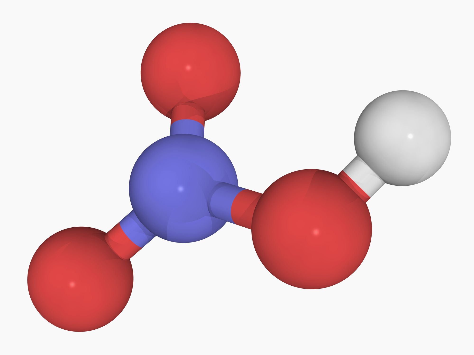 Nitric acid also is called aqua fortis or spirit of nitre.