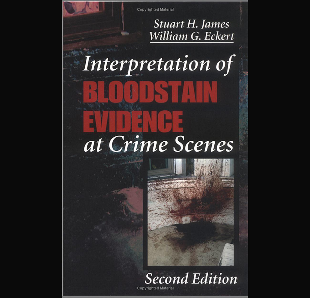 Ερμηνεία των αποδεικτικών στοιχείων από αιματοχυσία σε εγκλήματα