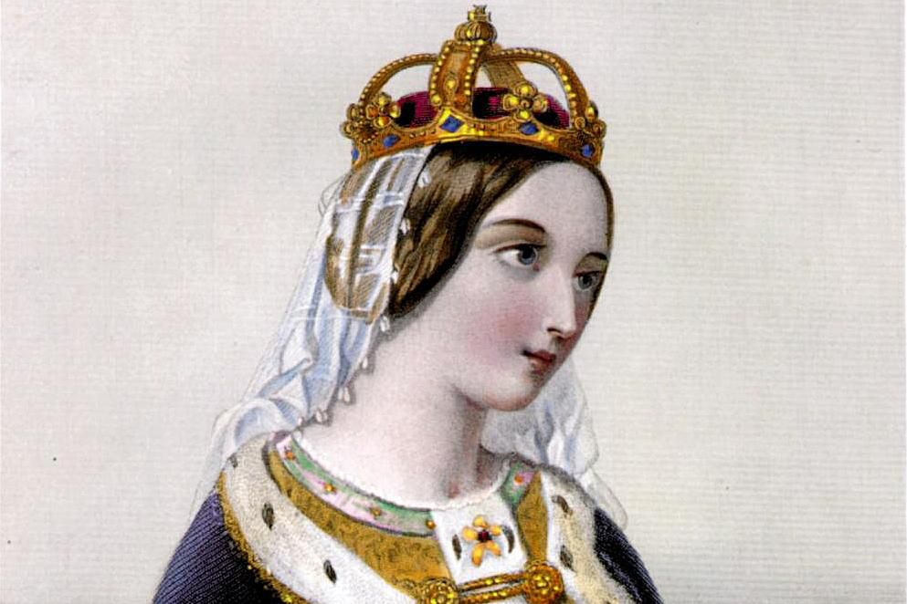 Catherine of Valois, Queen Consort of Henry V of England