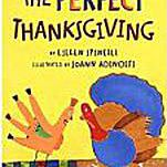 Cover art of The Perfect Thanksgiving, a children's Thanksgiving picture book
