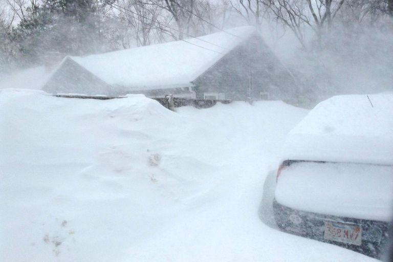 The 11 Worst Blizzards in U.S. History