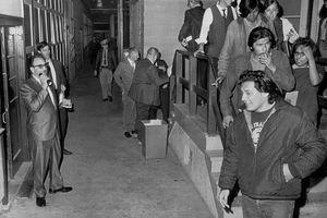 Indians Voluntarily Surrender after Alcatraz occupation