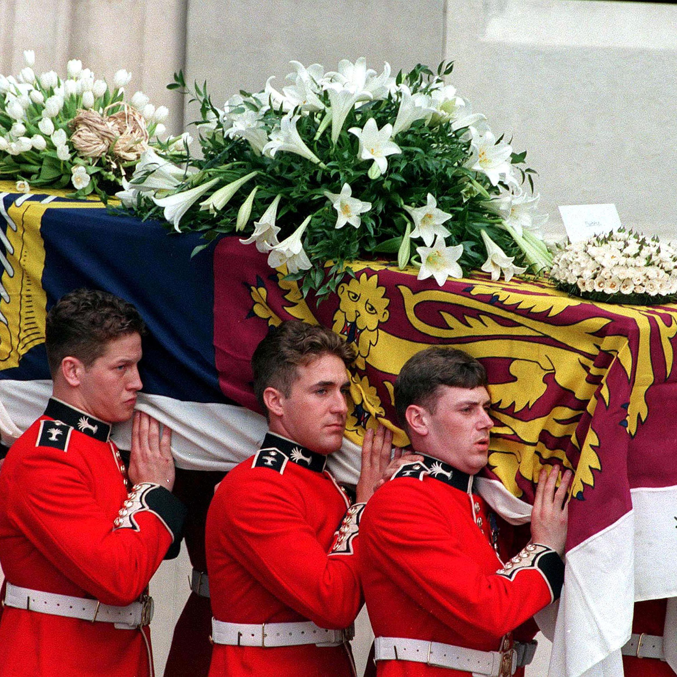 Princess Diana S Funeral Half Of The World Watched