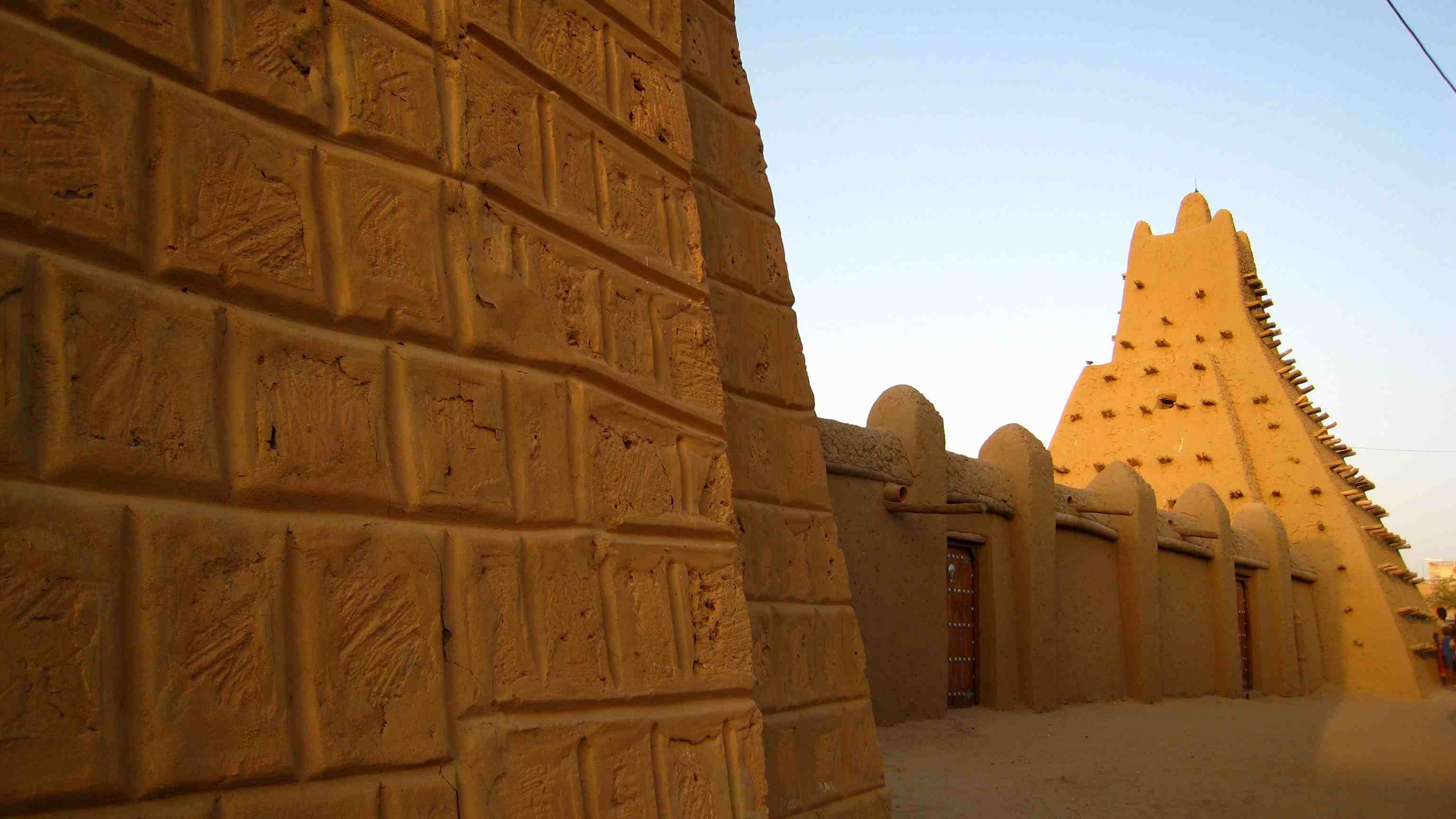 Islamic architecture in Western Africa