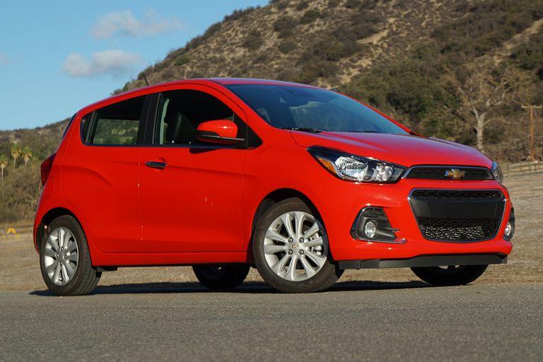 2016 Chevrolet Spark Review