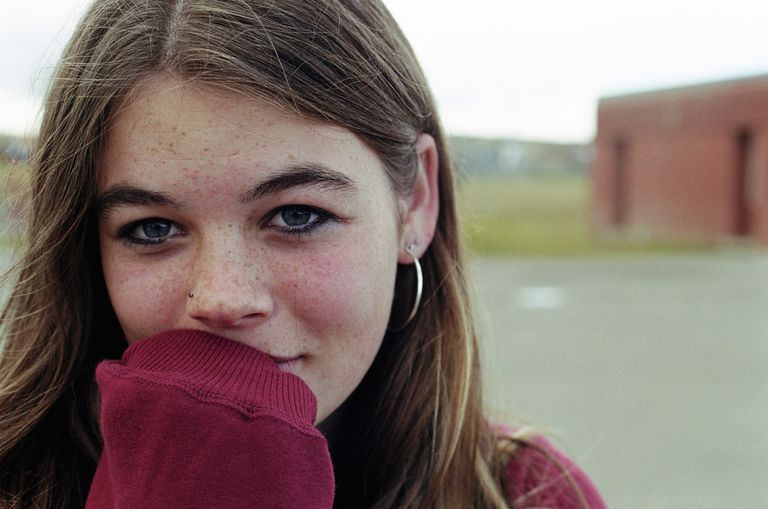 teen girl