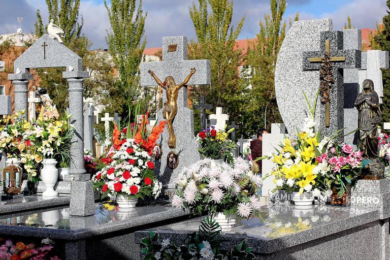 cementerio en Valdemoro