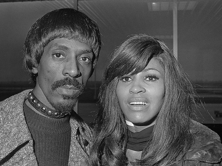 Ike and Tina Turner in 1971