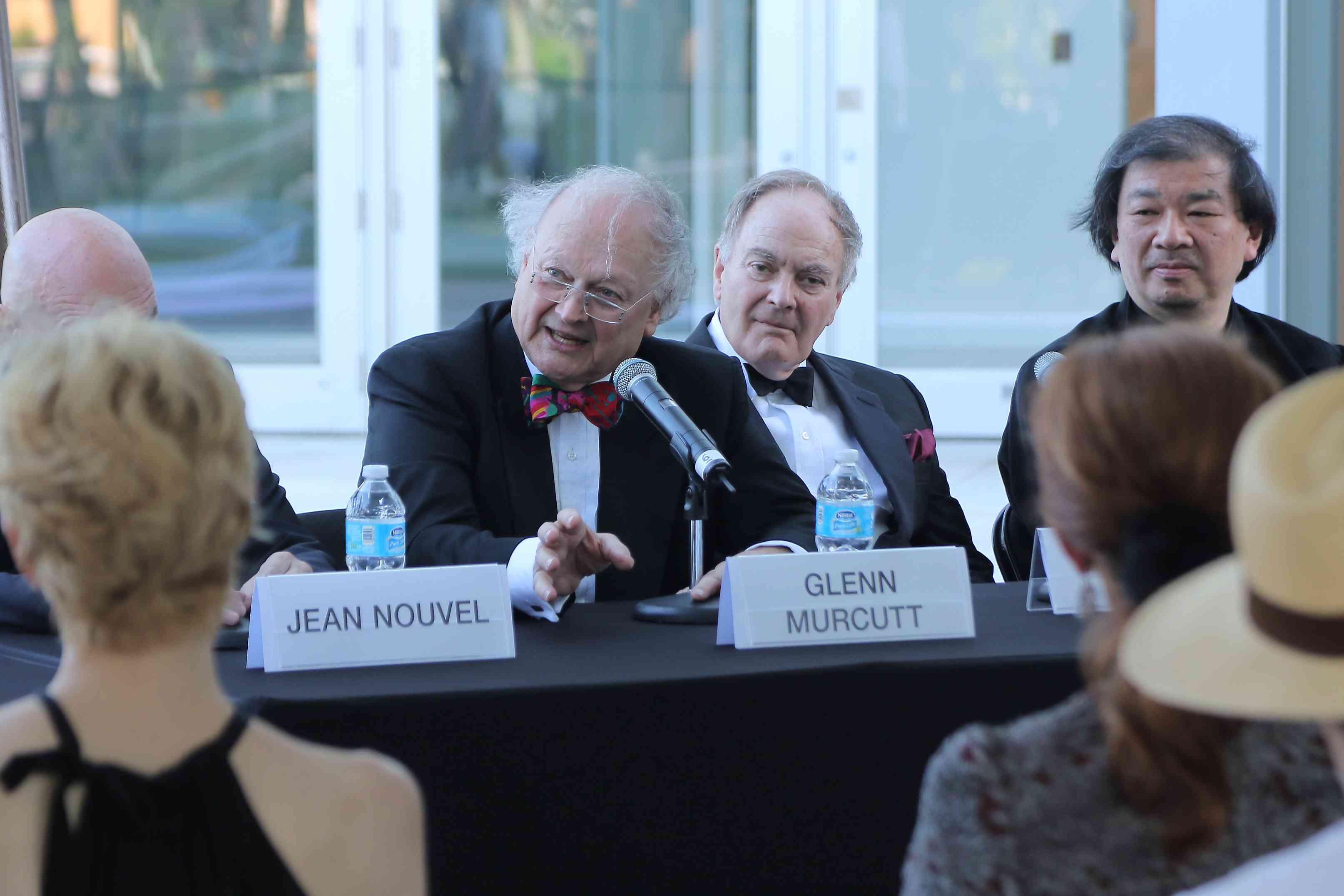 Pritzker Architecture Prize 2015 Award Ceremony