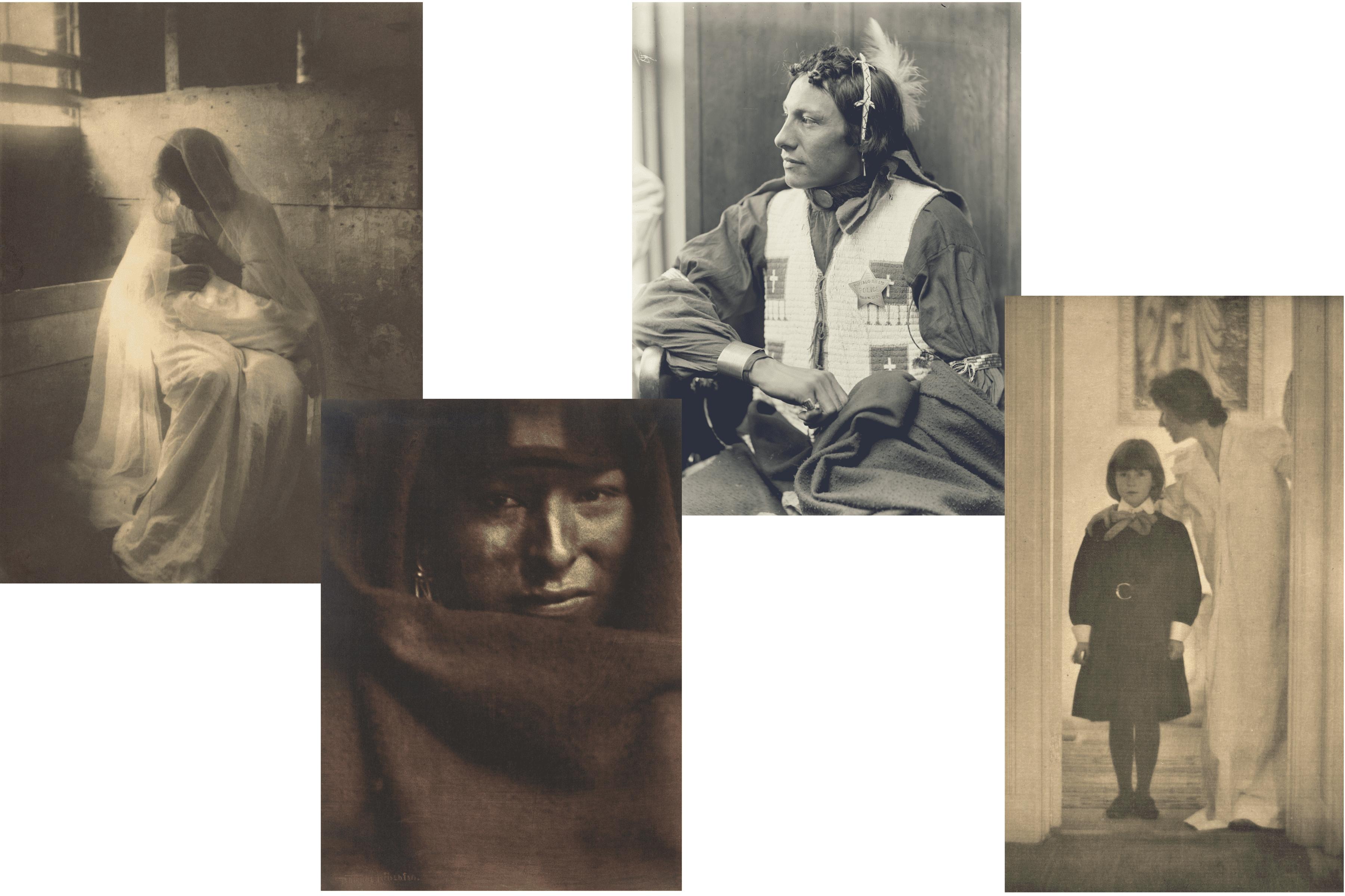 Photographs by Gertrude Käsebier