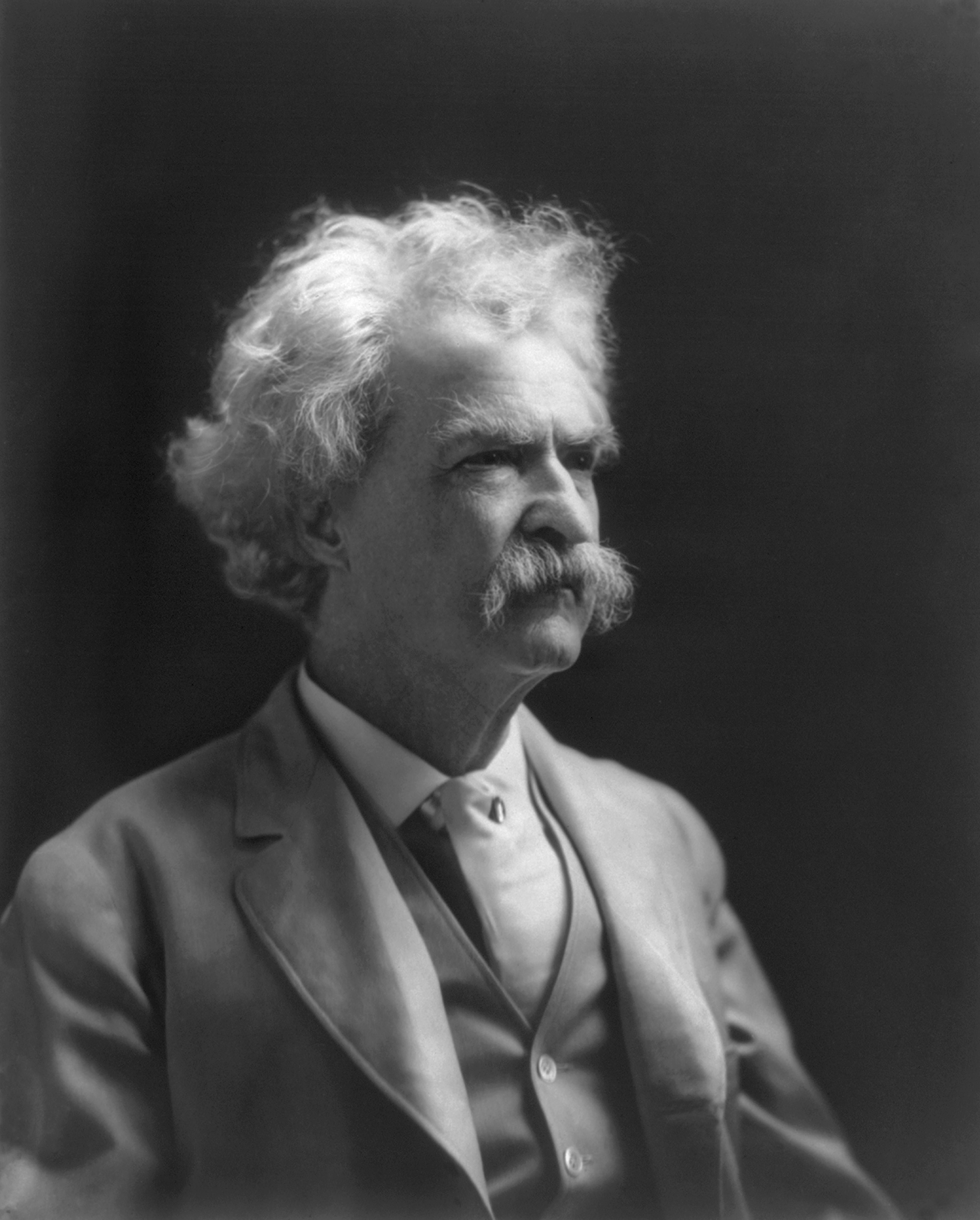 Quotes by Mark Twain on Religion