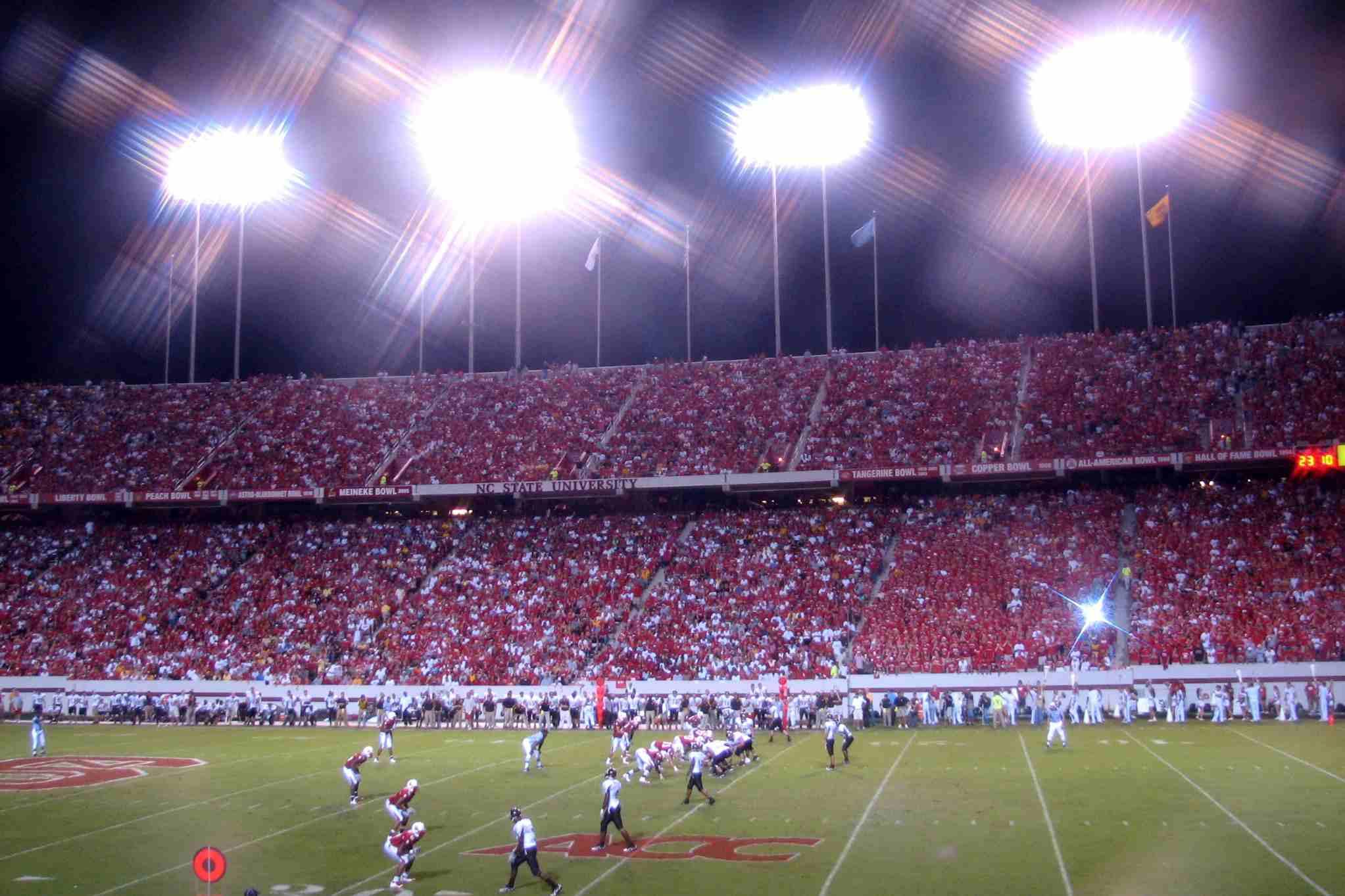 NC State University Football
