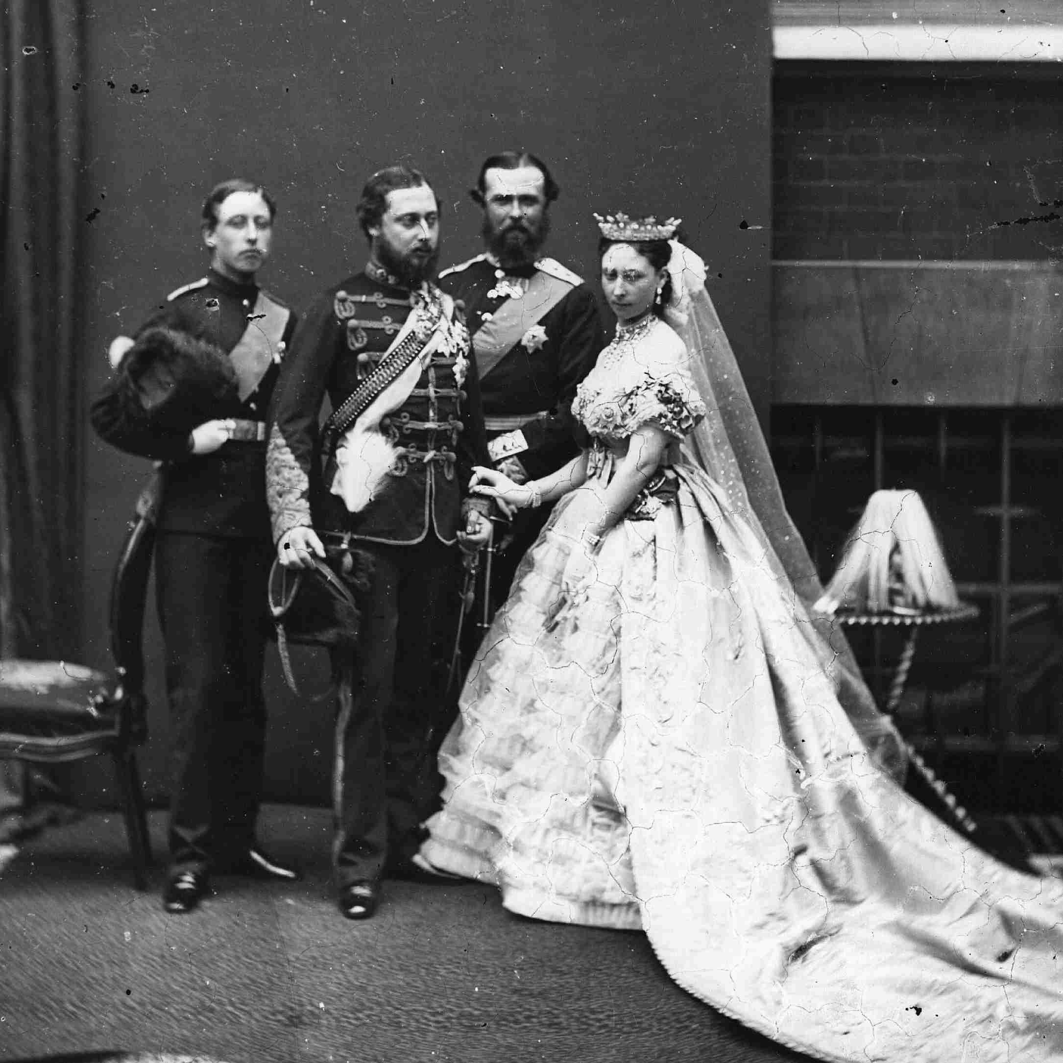 Queen Wedding: British Royal Weddings From Victoria To Kate Middleton