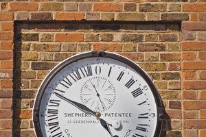 Greenwich time