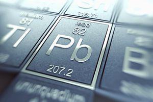 Lead Chemical Element pb