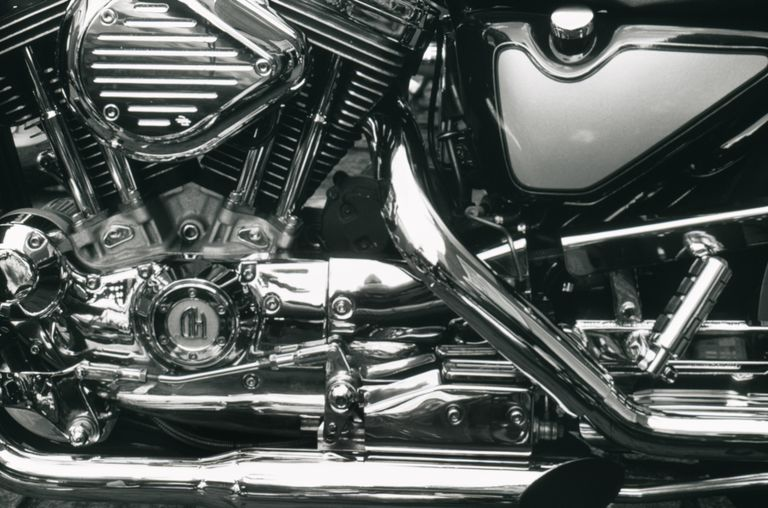 An Overview Of Motorcycle Chrome Plating