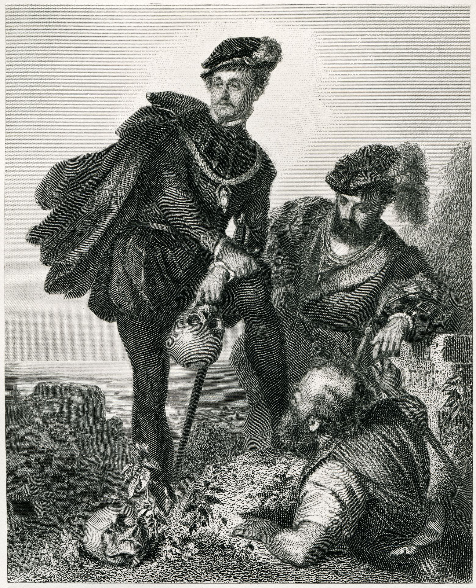 an analysis of the revenge in hamlet by william shakespeare In the play hamlet, by william shakespeare, the main theme is that followed through plans of revenge lead to tragedy throughout the play, several different people want revenge on somebody hamlet, the prince of denmark, wants revenge on the current king of his country, his uncle, who killed.