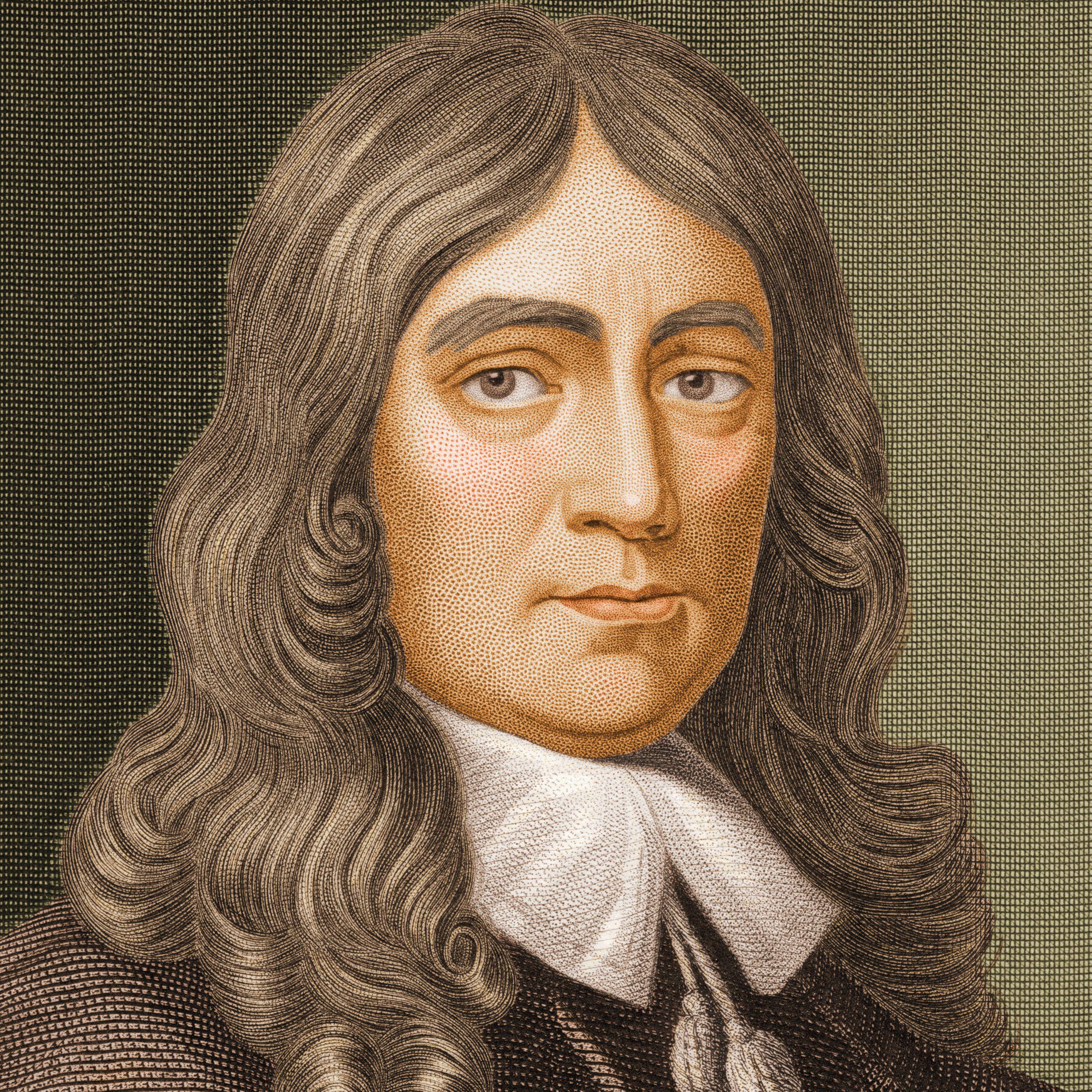 John Milton - Poet, Historian - Biography