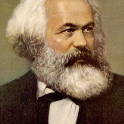 a biography of karl marx and his influence on communism The political theory of socialism, which gave rise to communism, had been around for hundreds of years by the time a german philosopher named karl marx put pen to paper marx, also known as the father of communism, spent most of his life in exile in great britain and france.