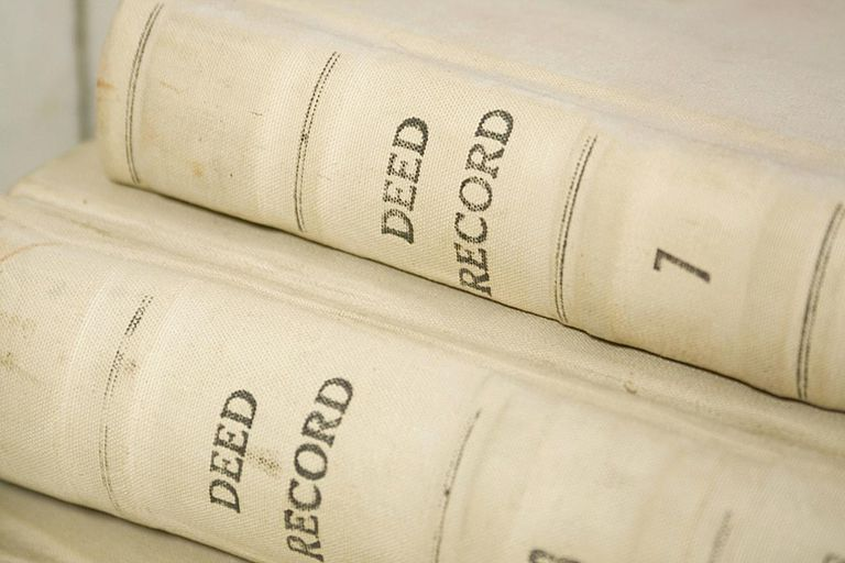 Deed books