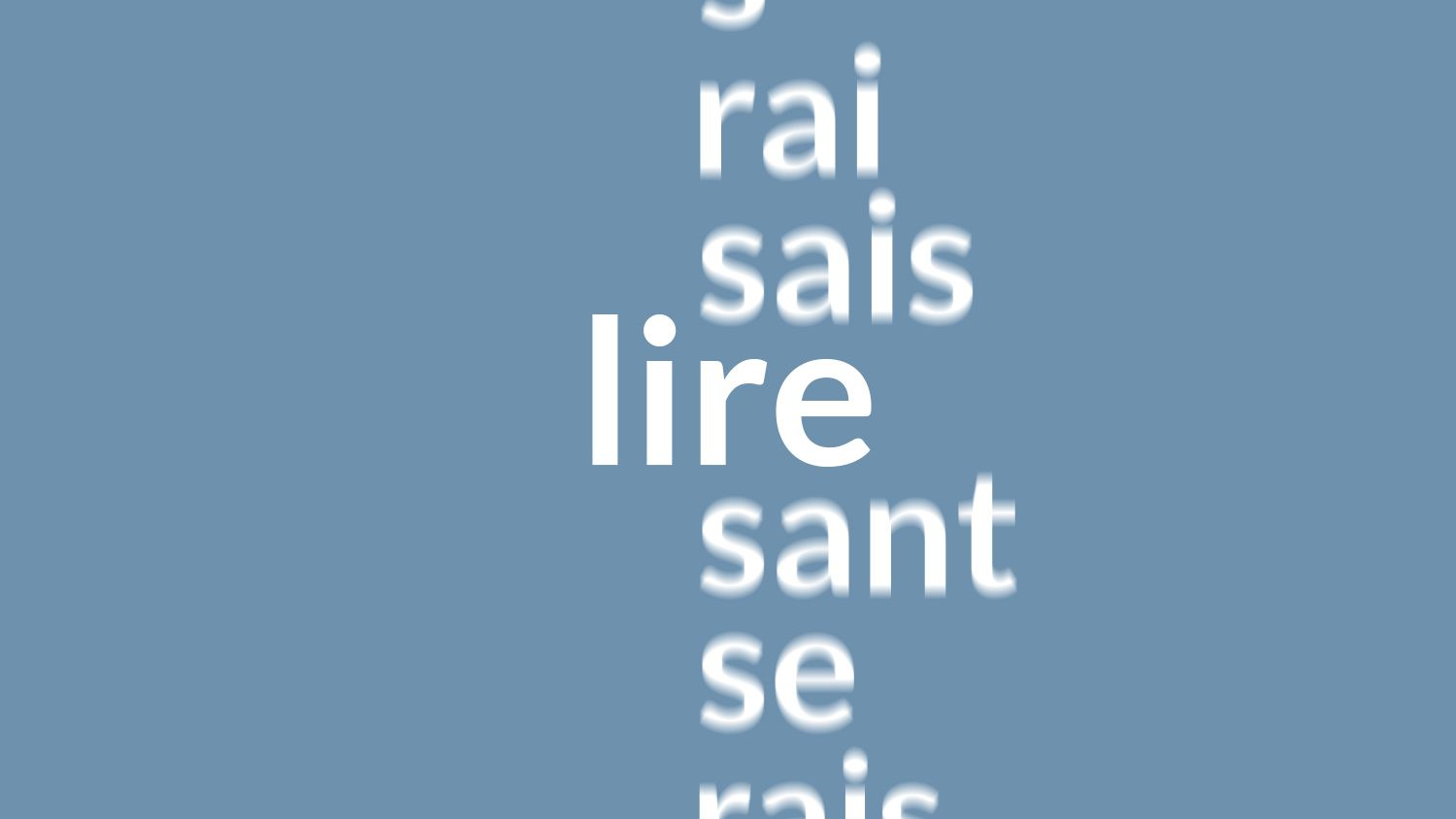 Conjugate The French Irregular Verb Lire To Read