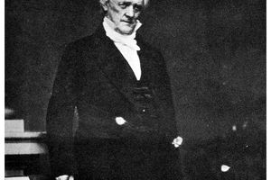 James Buchanan, 15th President of the United States, c1860 (1955)