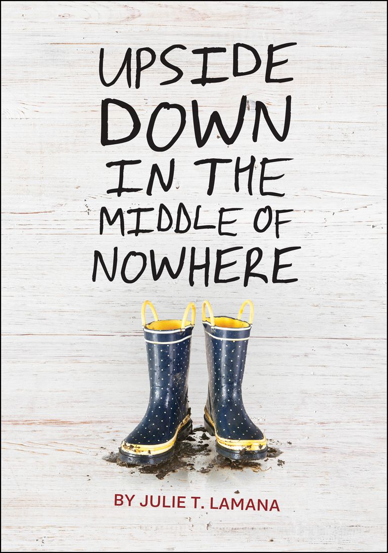 Image result for upside down in the middle of nowhere summary